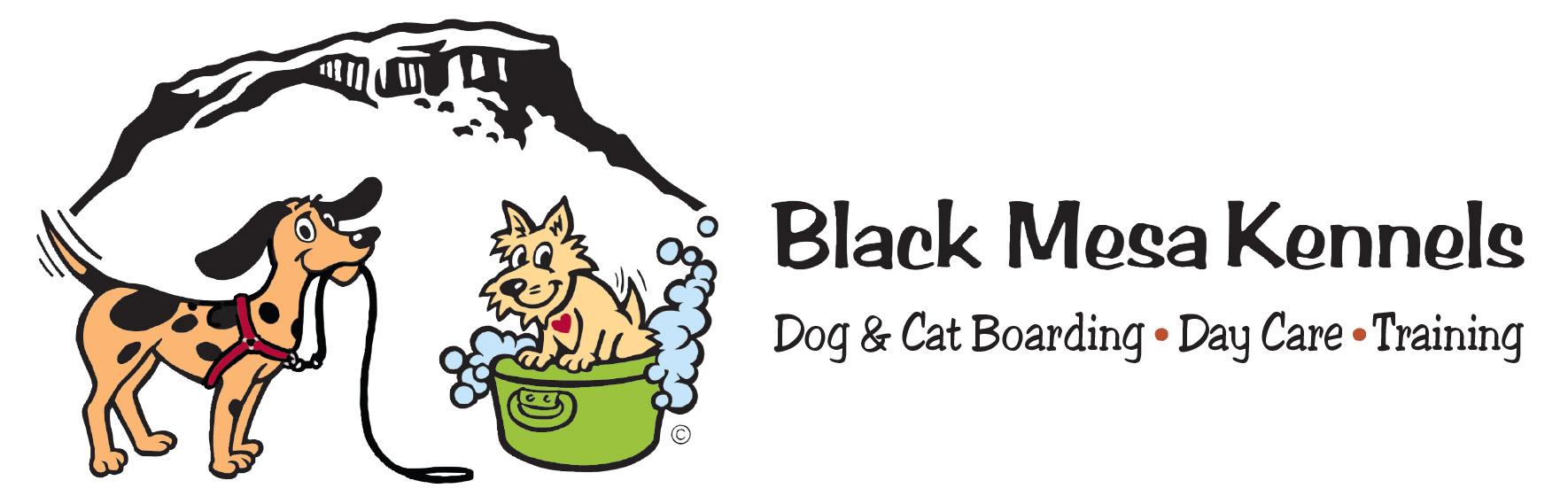 Black Mesa Kennels Logo